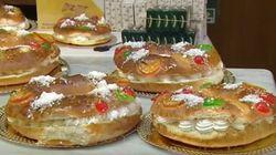 Incredulidad (y mucho cachondeo) por este roscón de Reyes