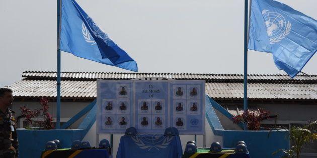 MONUSCO rinde homenaje a los cascos azules tanzanos