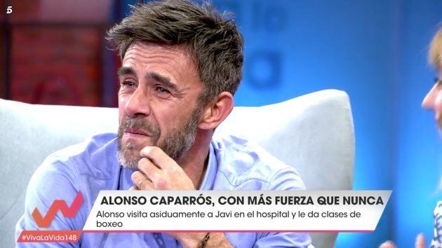 Alonso Caparrós en 'Viva la