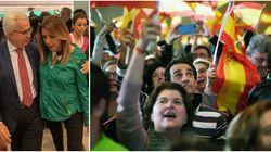 Las elecciones andaluzas, en directo: La participación a las 18:00 horas cae 5 puntos respecto a