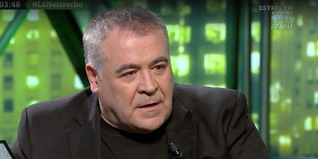 Antonio García Ferreras, en 'LaSexta