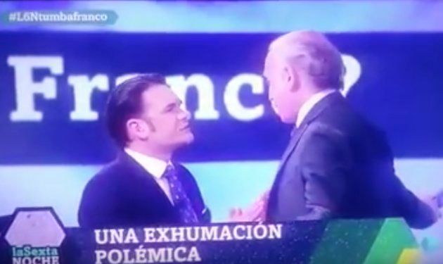 Eduardo Inda abandona el plató de 'LaSexta Noche' tras un encontronazo en directo con Iñaki