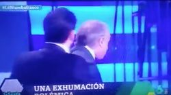 Inda abandona el plató de 'LaSexta Noche' tras un encontronazo en directo con Iñaki