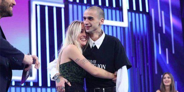 María con su novio Pablo en 'Operación