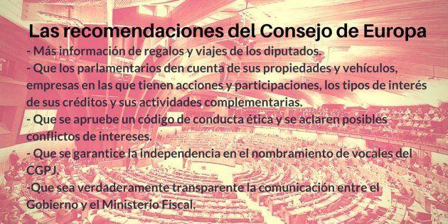 El Consejo de Europa cuestiona a España por los fallos en su lucha contra la