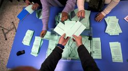 La sorprendente papeleta que un votante ha metido en una urna en