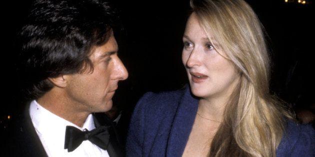 Dustin Hoffman y Meryl