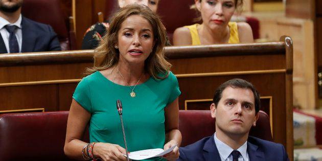 El lío de una diputada de Ciudadanos hablando de 'La Manada':