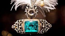 Millonario robo de joyas indias en el Palacio del Dogo de