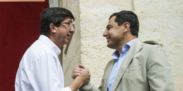 Juan Marín y Juanma