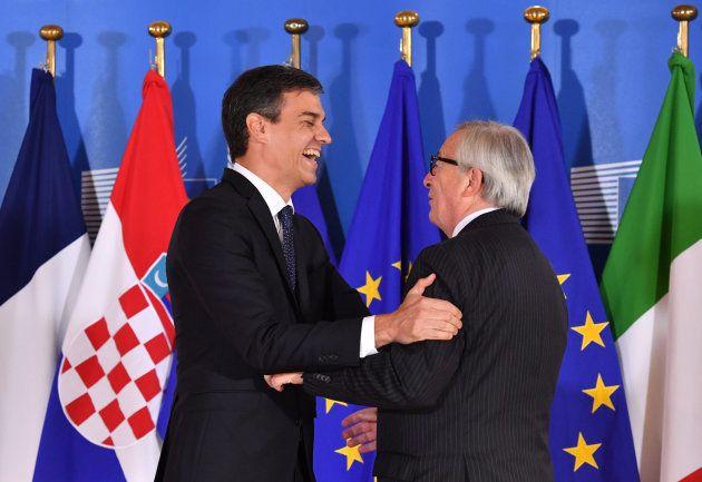 Sánchez reclamará a la UE ayuda para