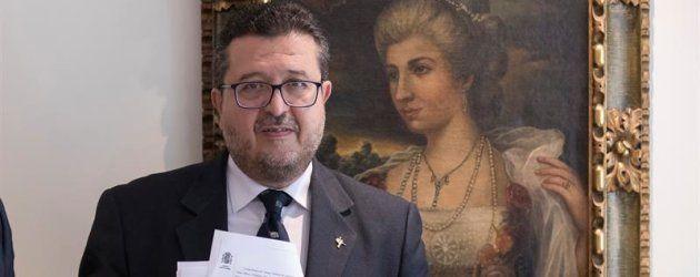 Imagen del juez sevillano en excedencia, Francisco Serrano, candidato a la presidencia de la Junta de...
