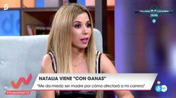 Natalia de 'OT' asegura que comparte la presión de Almudena Cid sobre la