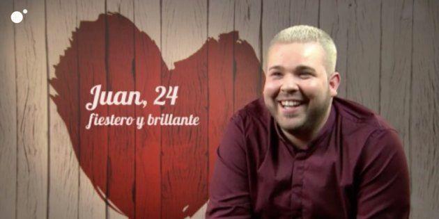 La insólita confusión en 'First Dates' cuando su cita le dijo que era