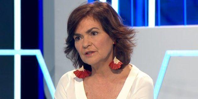 La vicepresidenta Calvo asegura que se retirará la medalla a 'Billy el Niño' pero pide