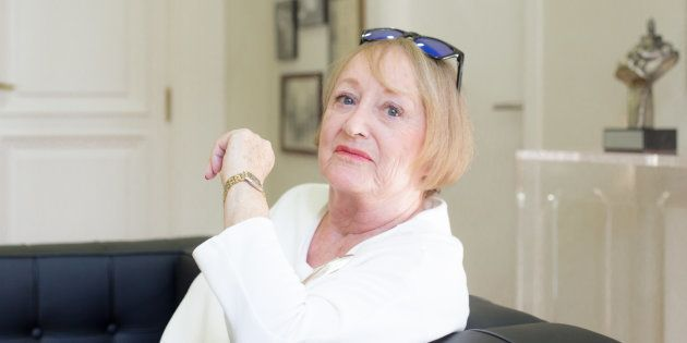 Yvonne Blake, presidenta de la Academia de Cine, ingresada tras sufrir un
