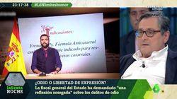 La vehemente defensa de Francisco Marhuenda a Dani Mateo tras la polémica sobre la