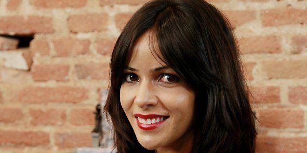 La cantante Raquel del Rosario, fotografiada en un evento de Pasito a Pasito el 17 de septiembre de 2014...