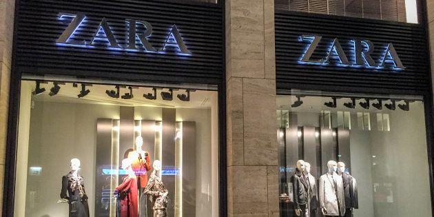 Zara se lanza al maquillaje con una colección de