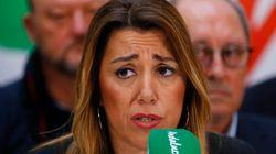 El PSOE abre la puerta a la dimisión de Susana