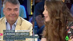 La brutal respuesta de Zúa Méndez al abogado de La Manada al quejarse de la