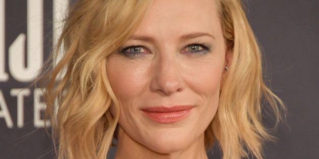 Cate Blanchett sucede a Almodóvar como presidenta del jurado en