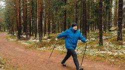 Cuanto más rápido camine, mejor para su