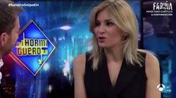 Sandra Golpe (Antena 3 Noticias 1) deja esta contundente reflexión tras la irrupción de