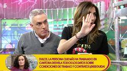 Paz Padilla comete en 'Sálvame' una de las mayores meteduras de pata que se