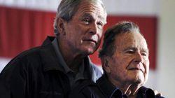 Estas fueron las últimas palabras de George Bush padre antes de