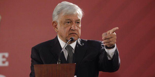 López Obrador, el pasado