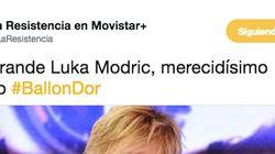 La felicitación de 'La Resistencia' a Modric por el Balón de Oro que desata el