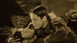 El primer beso gay en el cine fue... ¡en