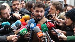 La respuesta viral de Rivera a Rufián tras afirmar que Junqueras seguirá en prisión porque ganó el
