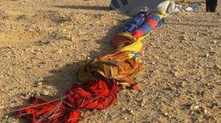 Una turista muerta y varios heridos en un accidente de globo en