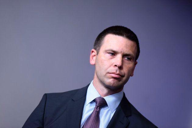 Kevin McAleenan, comisario de la Guardia
