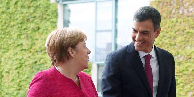 Merkel y