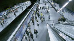 La Policía detiene a un hombre por matar a un indigente en el metro de