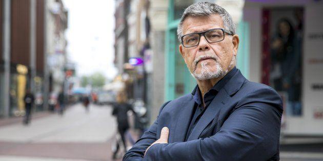 Emile Ratelband, retratado el mes pasado en su ciudad,