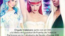 La 'drag queen' de la polémica cabalgata de Vallecas muestra cómo irá