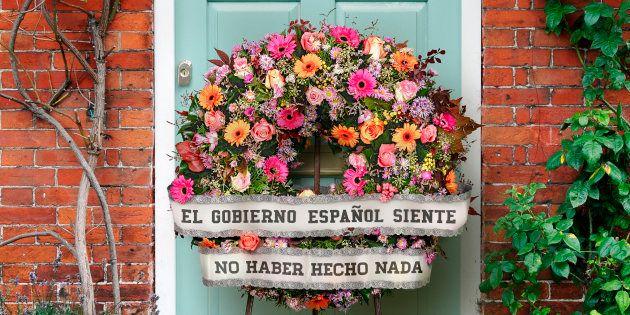 'El gobierno español siente no haber hecho nada'. Así es su verdadera campaña contra la violencia