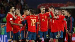 El partido España-Marruecos fue histórico por
