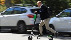 Madrid deniega el permiso para operar a tres empresas de patinete
