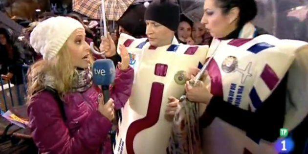 La queja más repetida sobre la retransmisión de la cabalgata de Reyes en
