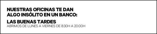 Campaña de Evo Banco en su lanzamiento en