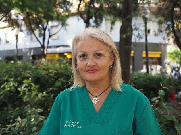 María Dolores Pérez, presidenta de