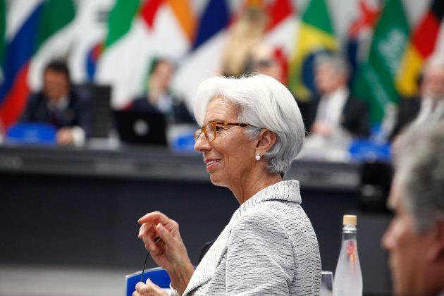 Christine Lagarde, directora del