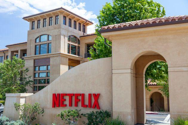 Oficinas centrales de Netflix en Los Gatos,