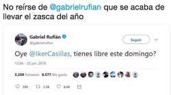 Lo que Casillas nunca le dijo a Rufián tras el