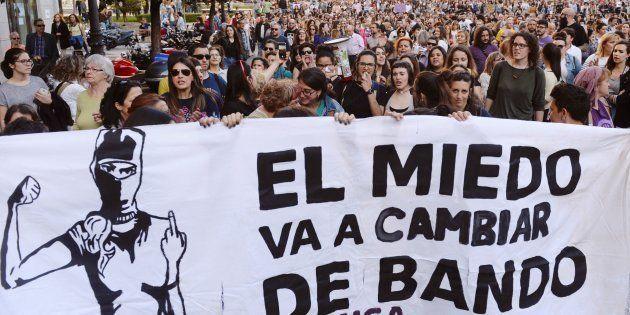 Libertad provisional para los seis detenidos por agresión sexual grupal en